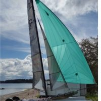F16 Catamaranparts Carbon